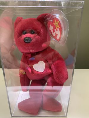 Beanie Babies Collectibles.. Definitely Not A Toy! for Sale in Monroe Township, NJ