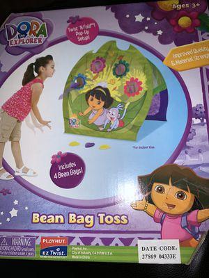 NEW Dora the Explorer kids bean bag toss game for Sale in Gresham, OR