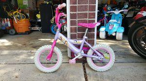 Huffy Disney Princess Cruiser Bike 12 - Purple for Sale in Houston, TX
