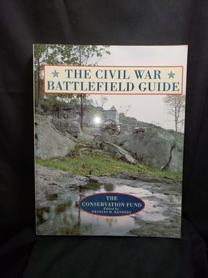 The civil war battlefield guide for Sale in Zanesville, OH