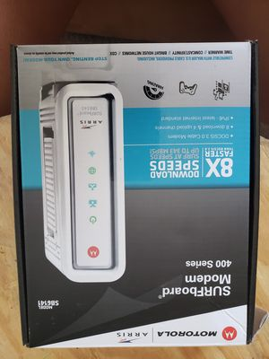 Motorola Modem D3.0 for Sale in Bellingham, WA