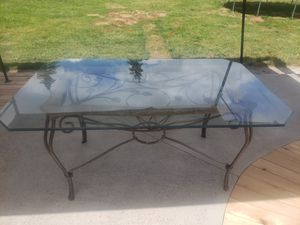 Tempered glass table! for Sale in Oregon City, OR