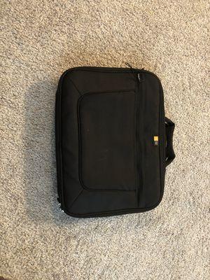 """Case Logic Black 15.6"""" Laptop Bag for Sale in Durham, NC"""