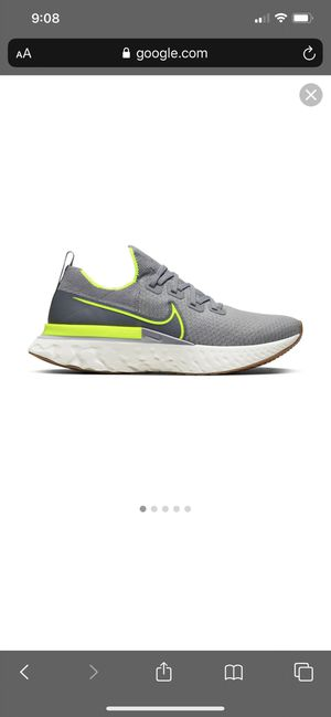 Nike running shoes for Sale in Greenville, SC