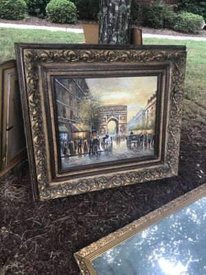 Oil painting for Sale in Mint Hill, NC
