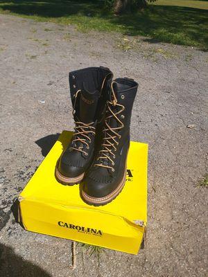 Carolina steel toe work boots for Sale in Lebanon, TN