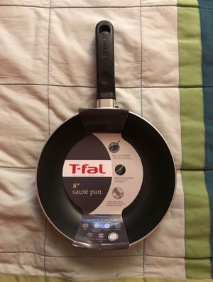 Sauté Pan Cookware (NEW) 👨‍🍳🥘 T-FAL for Sale in Littleton, CO