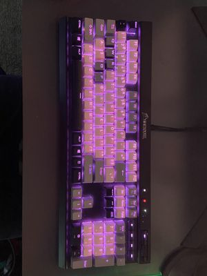 Corsair K70 with Keycaps for Sale in West Lafayette, IN
