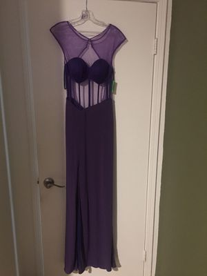 Purple maxi dress / gown for Sale in Corona, CA