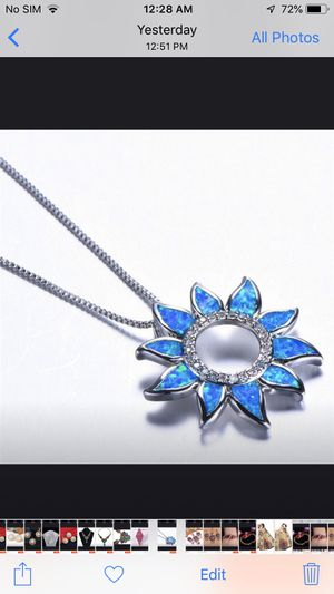 Beautiful necklace for Sale in Irving, TX