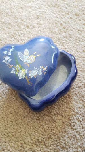 Blue ceramic for Sale in Ravenna, OH