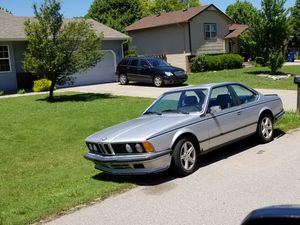 1983 BMW 635csi rare euro spec for Sale in Wichita, KS