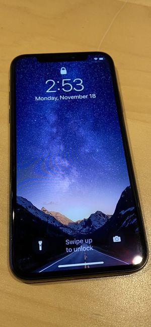 iPhone X 256 GB unlocked for Sale in North Smithfield, RI