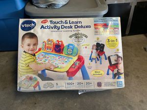 Vteck kids learning desk for Sale in Anaheim, CA