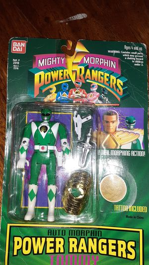 The Green Ranger for Sale in Palm Bay, FL