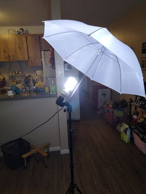 Photography studio lighting for Sale in Pinellas Park, FL