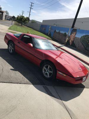 1984 Chevy Corvette for Sale in Compton, CA