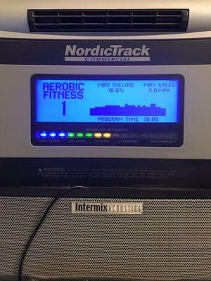 Treadmill- NordicTrack Commercial Grade for Sale in Dunwoody, GA