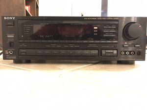 Sony 265 Watt Stereo Receiver (model STR-AV1070X) for Sale in North Las Vegas, NV