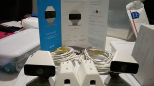 Xfinity Home Security Cameras With Audio (2) And Xfi Pods (3) for Sale in Manteca, CA