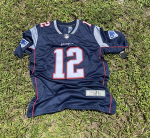 PATRIOTS JERSEY for Sale in Port St. Lucie, FL