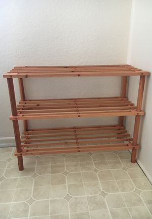 Small Wooden Shelf for Sale in Torrance, CA
