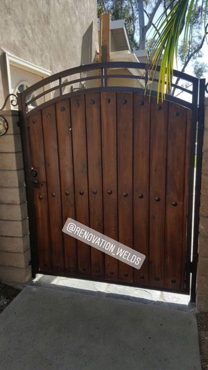 Iron Door for Sale in Los Angeles, CA