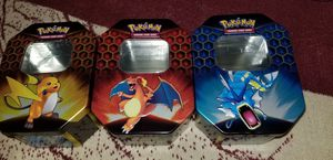 Pokemon hidden fates tin for Sale in Visalia, CA