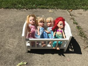 Disney Princess Dolls for Sale in Chardon, OH