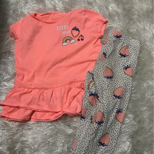 Girl Carter's Outfit Size 5t for Sale in Oklahoma City, OK