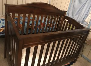Baby crib and mattress for Sale in Dundalk, MD