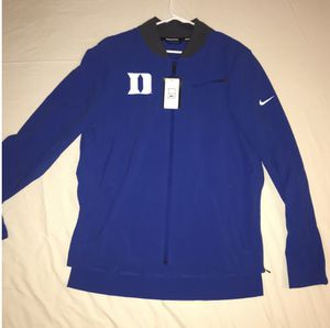New Duke Nike team jacket and hoody for Sale in West Bloomfield Township, MI