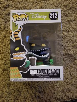 POP! Harlequin Demon - Disney The Nightmare Before Christmas for Sale in Gilbert, AZ