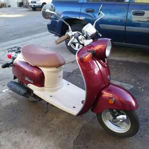 2002 Yamaha Vino 50cc for Sale in Arvada, CO