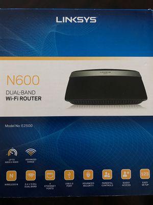Linksys WiFi Router for Sale in Seminole, FL