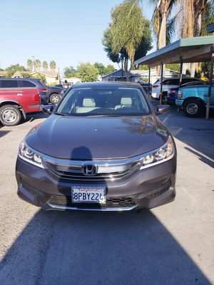 Honda accord 2016. Salvage for Sale in Bell Gardens, CA