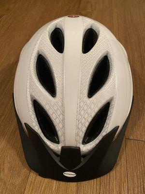 White Schwinn Unisex Bike Helmet for Sale in Austin, TX
