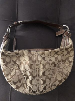 Authentic coach bag for Sale in Hollywood, FL