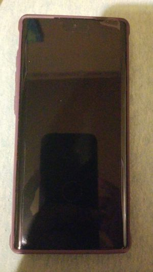 Samsung Galaxy Note S10+ for Sale in Maywood, IL