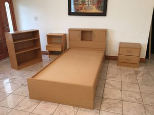 Twin bed frame for Sale in Industry, CA