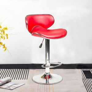 Adjustable upto 4 feet Italian design leather set only red. And black available for Sale in San Jose, CA