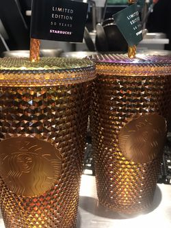STARBUCKS LIMITED EDIITION STUDDED CUP for Sale in Sacramento,  CA