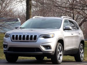 2019 Jeep Cherokee for Sale in Cleveland, OH