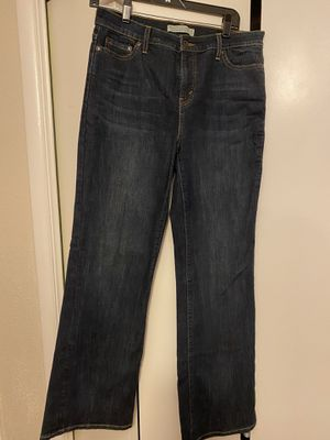 Two pairs of ladies Levi's & Gap pants for Sale in Fort Worth, TX