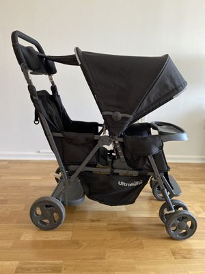 Ultralight Joovy Caboose double stroller sit and stand. for Sale in Jersey City, NJ