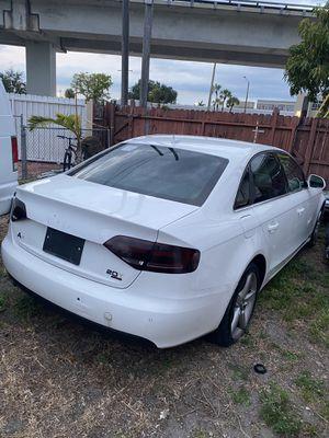 Vendo partes de Audi A4 turvo año 2009 puede escribir en buen precio gracias for Sale in Hialeah, FL