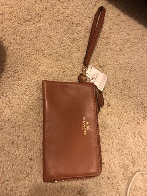 Coach wristlet for Sale in Sherwood, OR