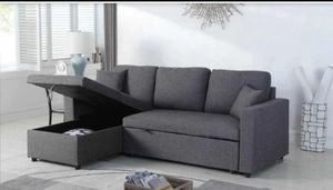 Pull out sofa sleeper new for Sale in Chino, CA