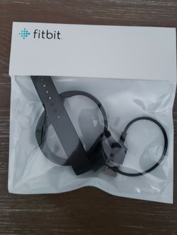Fitbit Inspire Activity Tracker, Black New in Package, S and L Bands Included. for Sale in Blacklick,  OH