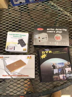 SPY NANNY CAMERAS for Sale in Gonzales, CA